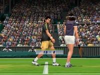 Virtua Tennis 2, capture décran