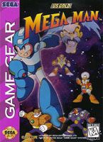 Photo de la boite de Mega Man (Game Gear)