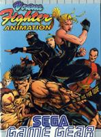 Photo de la boite de Virtua Fighter Animation