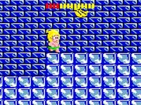 Wonder Boy (Game Gear) sur Sega Game Gear