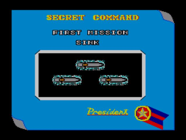 une photo d'écran de Action Fighter sur Sega Master System