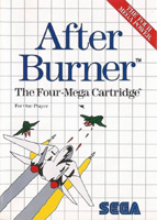 Photo de la boite de After Burner