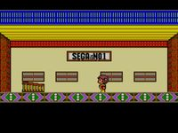 Alex Kidd - High Tech World sur Sega Master System