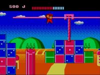 Alex Kidd - The Lost Stars sur Sega Master System