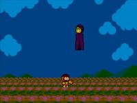 Alex Kidd in Shinobi World, capture d'écran