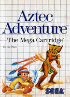 Photo de la boite de Aztec Adventure