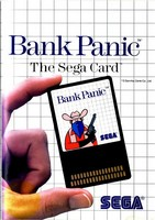 Photo de la boite de Bank Panic (Master System)