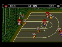 une photo d'écran de Basketball Nightmare sur Sega Master System