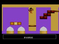 Castle of Illusion starring Mickey Mouse sur Sega Master System
