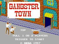 Gangster Town, capture d'écran