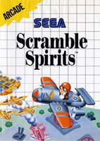 Photo de la boite de Scramble Spirits