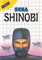 Photo de la boite de Shinobi