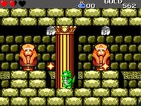 Wonder Boy III - The Dragon s Trap sur Sega Master System