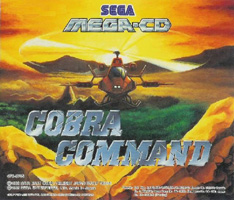 cover Cobra Command euro