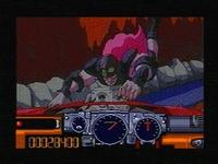 Road Avenger sur Sega Mega-CD