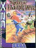 Photo de la boite de Space Harrier