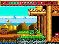 Asterix and the Power of the Gods sur Sega Megadrive