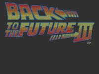 Back to the Future Part III, capture décran