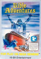 Photo de la boite de Bible Adventures