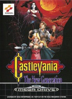 Photo de la boite de Castlevania - The New Generation