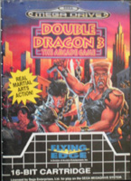 Photo de la boite de Double Dragon 3
