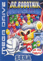 Photo de la boite de Dr Robotnik s Mean Bean Machine