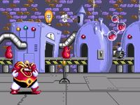 Dr Robotnik s Mean Bean Machine, capture d'écran