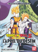 Photo de la boite de Dragon Ball Z - L appel du destin