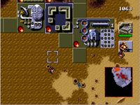 Dune II - Battle for Arrakis, capture décran
