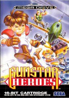 Photo de la boite de Gunstar Heroes