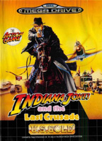 Photo de la boite de Indiana Jones and the Last Crusade - The Action Game