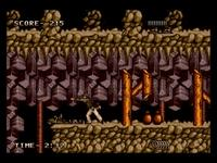 Indiana Jones and the Last Crusade - The Action Game sur Sega Megadrive