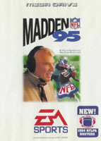 Photo de la boite de Madden NFL 95