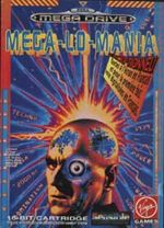 Photo de la boite de Mega-Lo-Mania