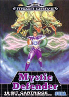 Photo de la boite de Mystic Defender
