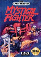 Photo de la boite de Mystical Fighter