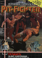 Photo de la boite de Pit-Fighter
