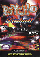 Photo de la boite de Psycho Pinball