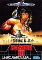 Photo de la boite de Rambo III