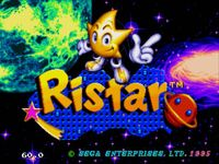 Ristar, capture décran