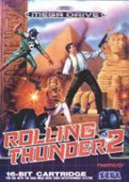 Photo de la boite de Rolling Thunder 2