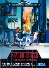 Photo de la boite de Shadow Dancer - The Secret of Shinobi