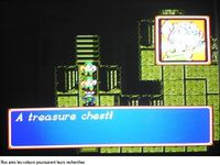 Shining Force 2, capture décran