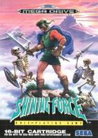 Photo de la boite de Shining Force