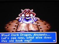 Shining Force, capture d'écran