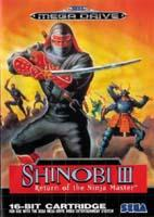 Photo de la boite de Shinobi 3 - Return of the Ninja Master
