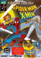 Photo de la boite de Spider-Man and the X-Men