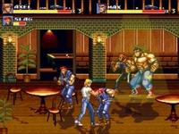 Streets of Rage 2, capture d'écran