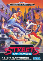 Photo de la boite de Streets of Rage