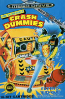 Photo de la boite de The Incredible Crash Dummies